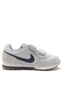 Tênis Nike MD Runner 2 Infantil Cinza 807317-011