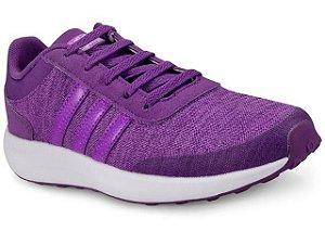 Tênis Feminino Adidas cf Race Roxo BC0063