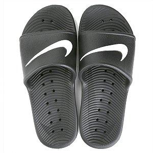 Sandália Nike Kawa Shower - Preto e Branco 832528-001