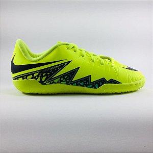 Chuteira Nike Hypervenom Phelon ll IC Infantil Futsal 749920-703