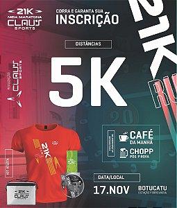 Inscrição - 5k Meia Maratona 1º Lote R$ 119,90 por R$ 69,90