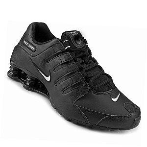 Tênis Nike Shox Nz Eu Masculino - Preto
