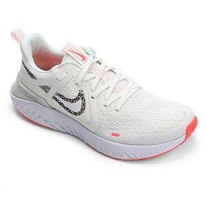 Tênis Nike Legend React 2 Feminino - Branco