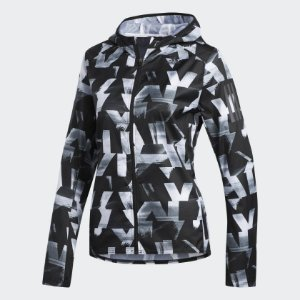 JAQUETA OWN THE RUN SPEED SPLITS JACKET  DQ2628