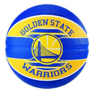 Bola Basquete Spalding Nba Golden State Warriors