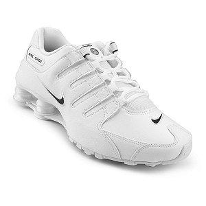 Tênis Nike Shox Nz Eu Masculino - Branco