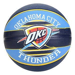 Bola Basquete Spalding Nba Oklahoma City Thunders