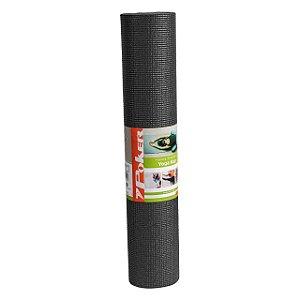 Tapete Ginastica Yoga Kap (1,66x0,60x0,05) 09066 Cinza