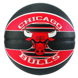 Bola Basquete Spalding Nba Chicago Bulls