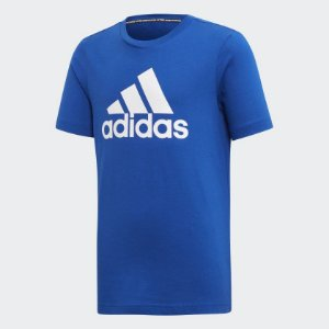 CAMISETA INFANTIL ADIDAS MUST HAVES BADGE OF SPORT ED6491