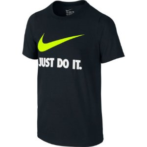 Camiseta Infantil Nike Just Do It 709952-010