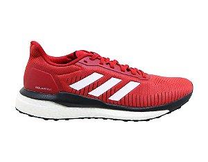Tênis Adidas Solar Drive 19 Masculino - Vermelho EF0790