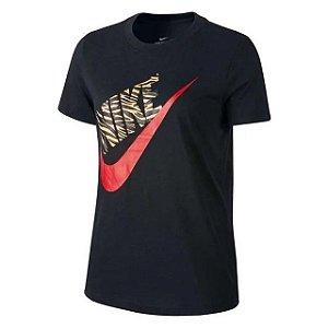 Camiseta Feminina Nike Sportswear W Nsw Tee Prep CK4361-010