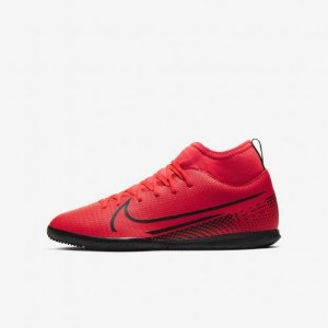 Chuteira Nike Mercurial Superfly 7 Club Infantil AT8153-606