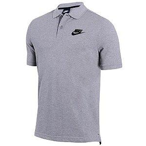 Polo Nike Match 829360-063 - Cinza Mescla