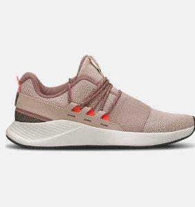 Tênis Under Armour  Charged Breathe Feminino - Rosa