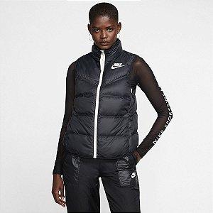 Colete Nike Sportswear Down Vest Feminino - Preto 939442-010