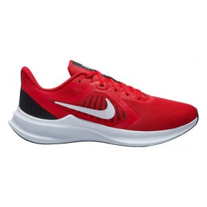 Tênis Nike Downshifter 10 Masculino - Vermelho e Branco