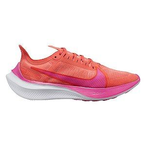 Tênis Nike Zoom Gravity Feminino - Rosa e Laranja