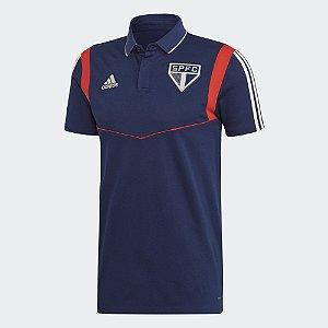 CAMISA POLO DE ALGODÃO SÃO PAULO FC DZ5657