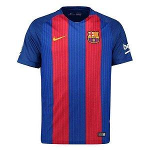 Camiseta Infantil Barcelona FC Nike I Home 2016/17 777029-481