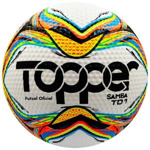 BOLA DE FUTSAL TOPPER SAMBA TD1