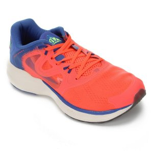 Tênis Fila Skyrunner 19 Masculino Coral e Azul
