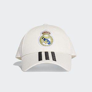 Boné Adidas Real Madrid 3S Aba Curva