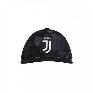 Boné Adidas Juventus Camuflado Aba Reta