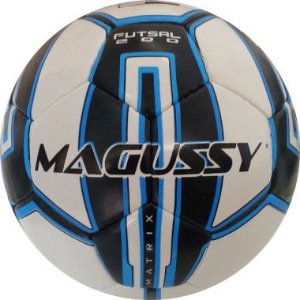 Bola Futsal Magussy Matrix 200 Costurada a Mão
