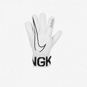 Luvas de Goleiro Nike Jogador Infantil Match GS3883-100