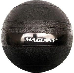 MEDICINE BALL BORRACHA 5KG MAGUSS5Y