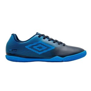 Chuteira Futsal Umbro FR Light - Marinho e Azul