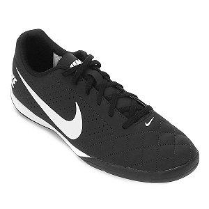 Chuteira Futsal Nike Beco 2 - Preto e Cinza 646433-009
