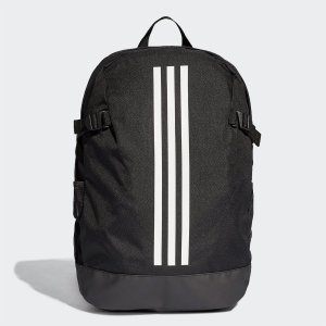 Mochila Adidas BackPack Power 4 LoadSpring - Preto e Branco DZ9431
