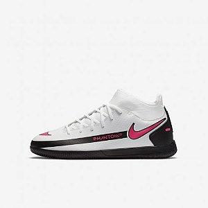 Chuteira Nike Phantom GT Club Infantil CW6728-1690