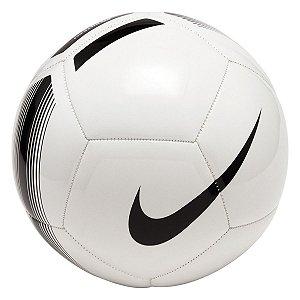 Bola de Futebol Campo Nike Pitch Team - Branco e Preto SC3992-100
