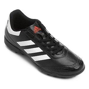 Chuteira Society Adidas Goletto 6 TF - Preto FV8703