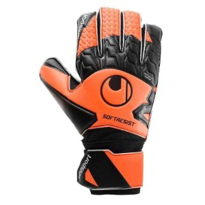 Luvas de Goleiro Uhlsport Soft Resist Society Pro - Adulto