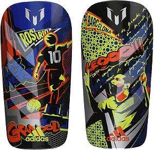 Caneleira Adidas Messi FS0309