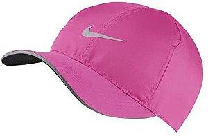 Boné Nike Dry Arobill FeatherLight Rosa - AR2028-607