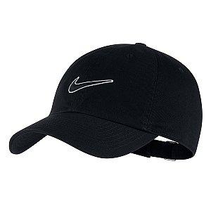 Boné Nike Aba Curva H86 Essential Swh - Preto 943091-010