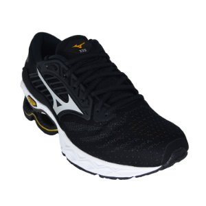 Tênis Mizuno Wave Creation 22 - Masculino - Preto