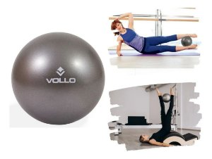 Overball Vollo Mini Bola 25 Cm Pilates
