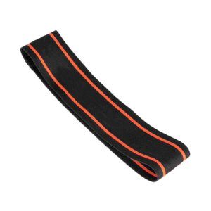 HIP BAND ELÁSTICA COMFORT PRO 75MM EXTRA POWER 37CM Poker - 09120 - Mini Band Poliester
