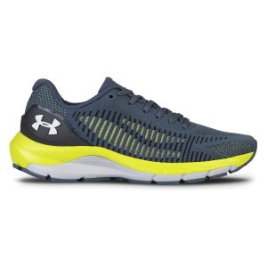 Tênis Under Armour Charged Skyline 2 Masculino - Azul Petróleo+Cinza