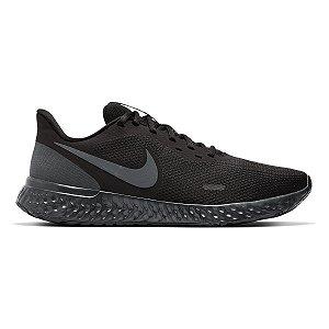 Tênis Nike Revolution 5 Masculino - Preto BQ3207-001