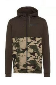 Blusão Nike Dri-FIT Masculino Camuflado - Jaqueta