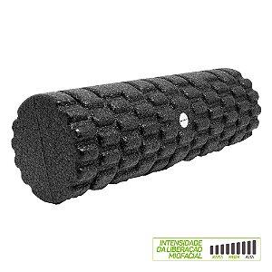Rolo de Massagem Liberação Miofascial Texturizado Sólido - EPP - 30x10cm 09103