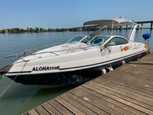 Coral Full 28  +  Volvo Penta 6.2 lts - 320HP Gas - 2013